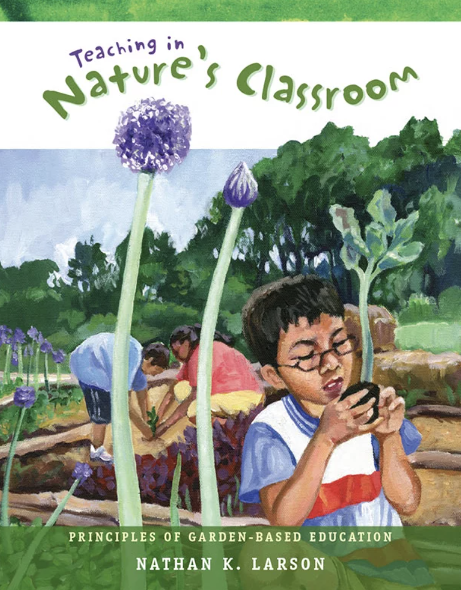 Cover of Teaching in Nature's Classroom by Nathan Larson