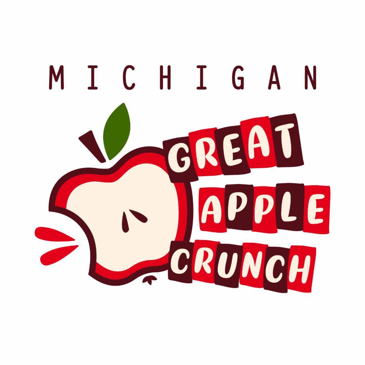 Michigan Great Apple Crunch