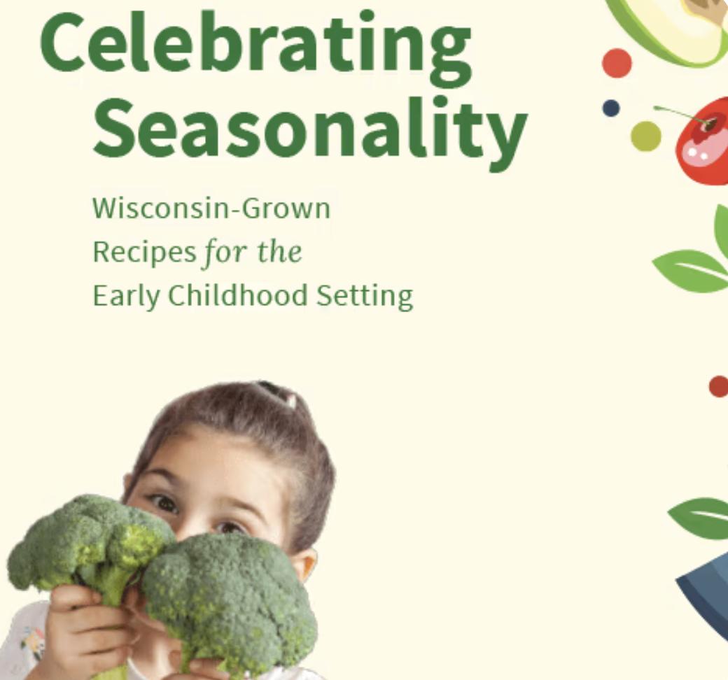 Celebrating Seasonality Recipe guide