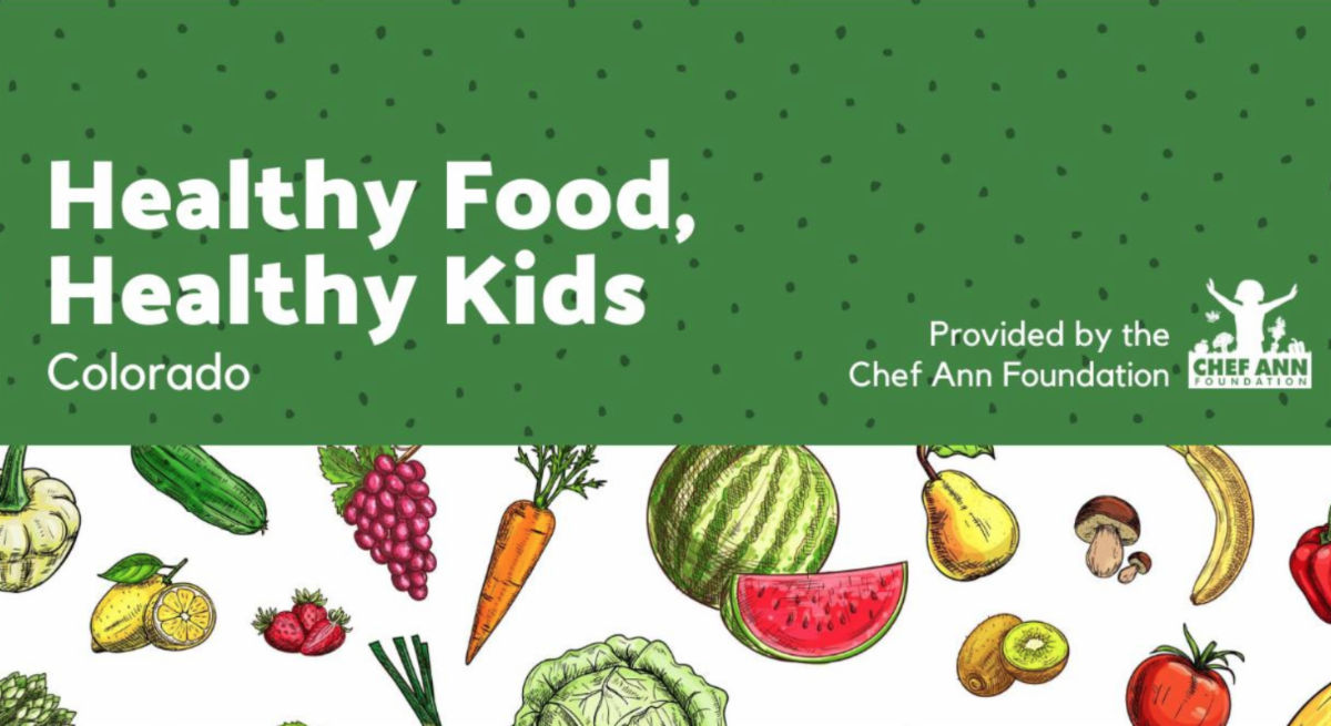 Healthy Food Healthy Kids Colorado