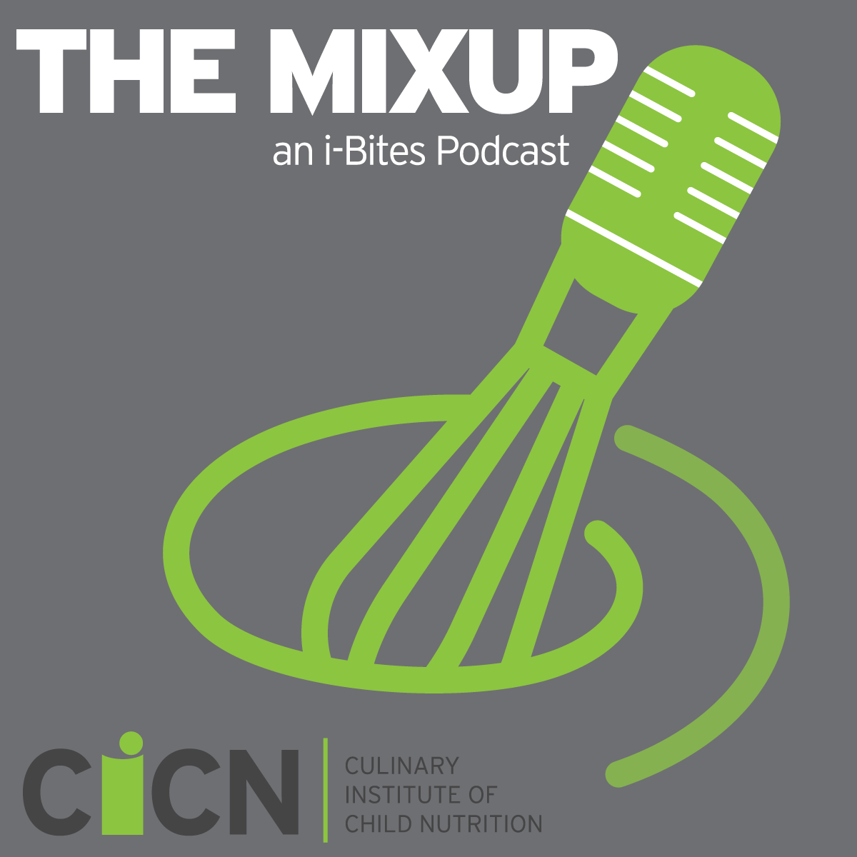 The MixUp Podcast logo