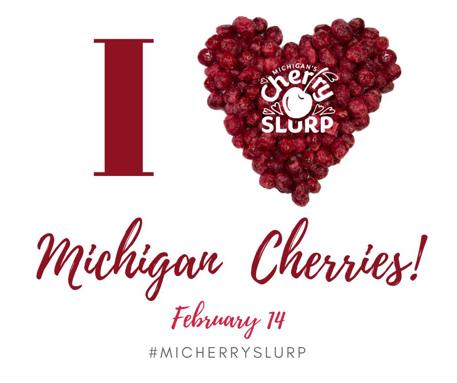 Michigan Cherry Slurp graphic