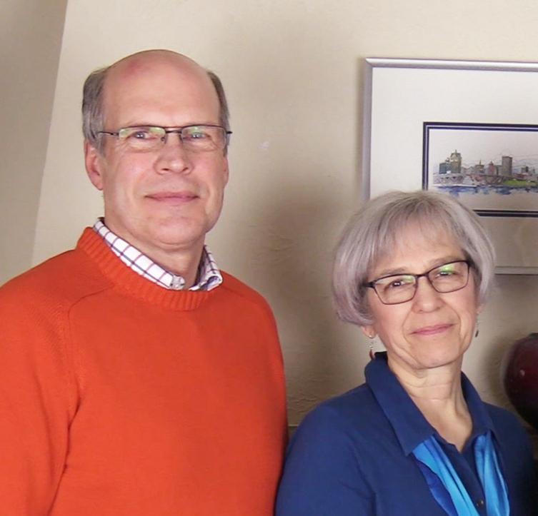 Tom and Debbie Payden