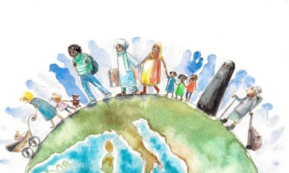 world people image