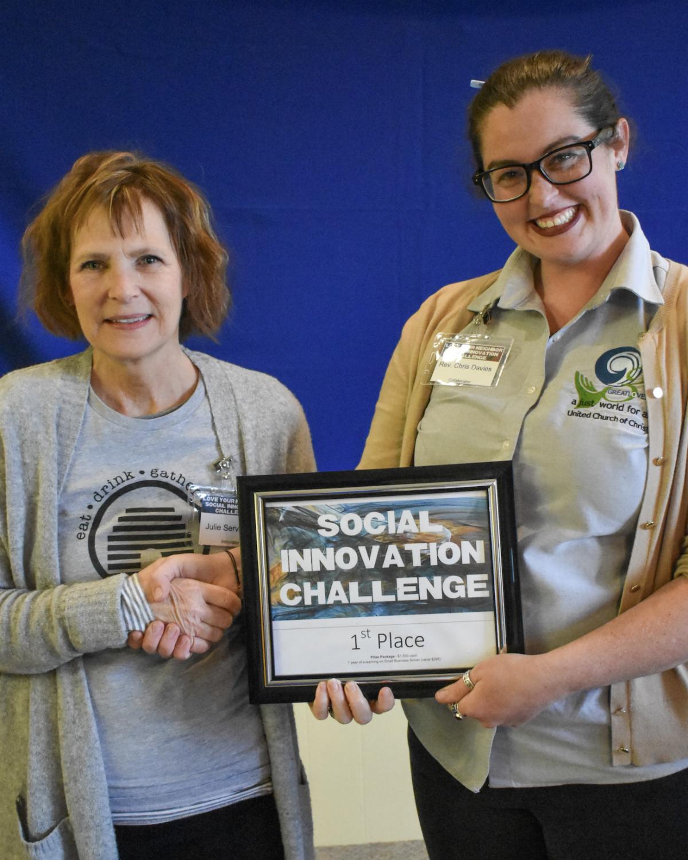 social innovation challenge winner