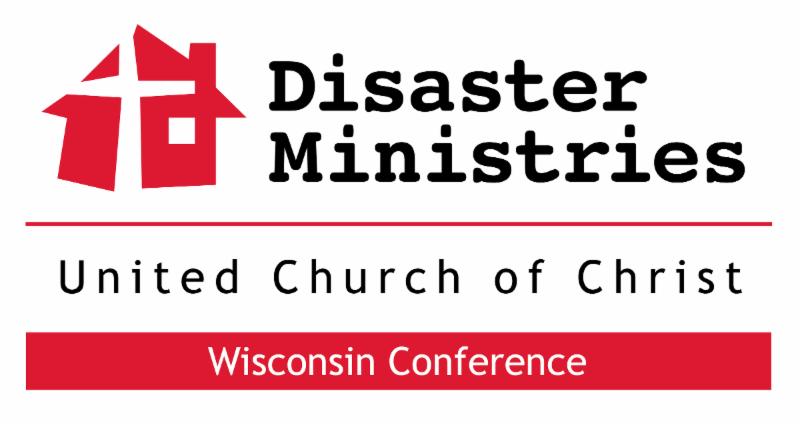 disaster ministries WI logo