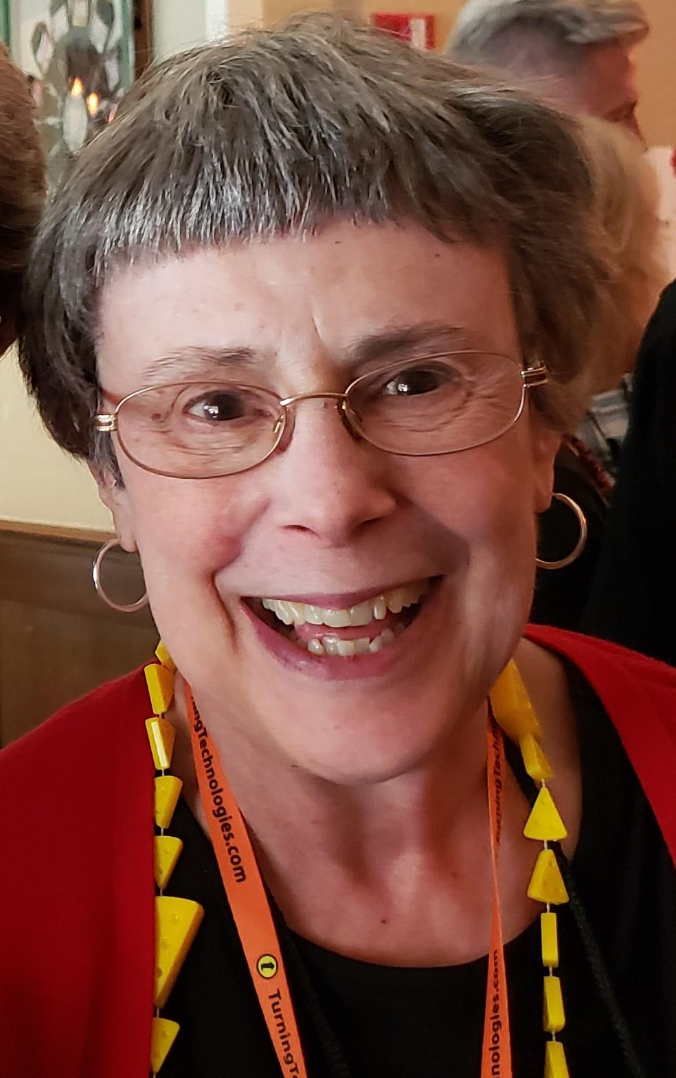 Rev. Elizabeth Hazel image