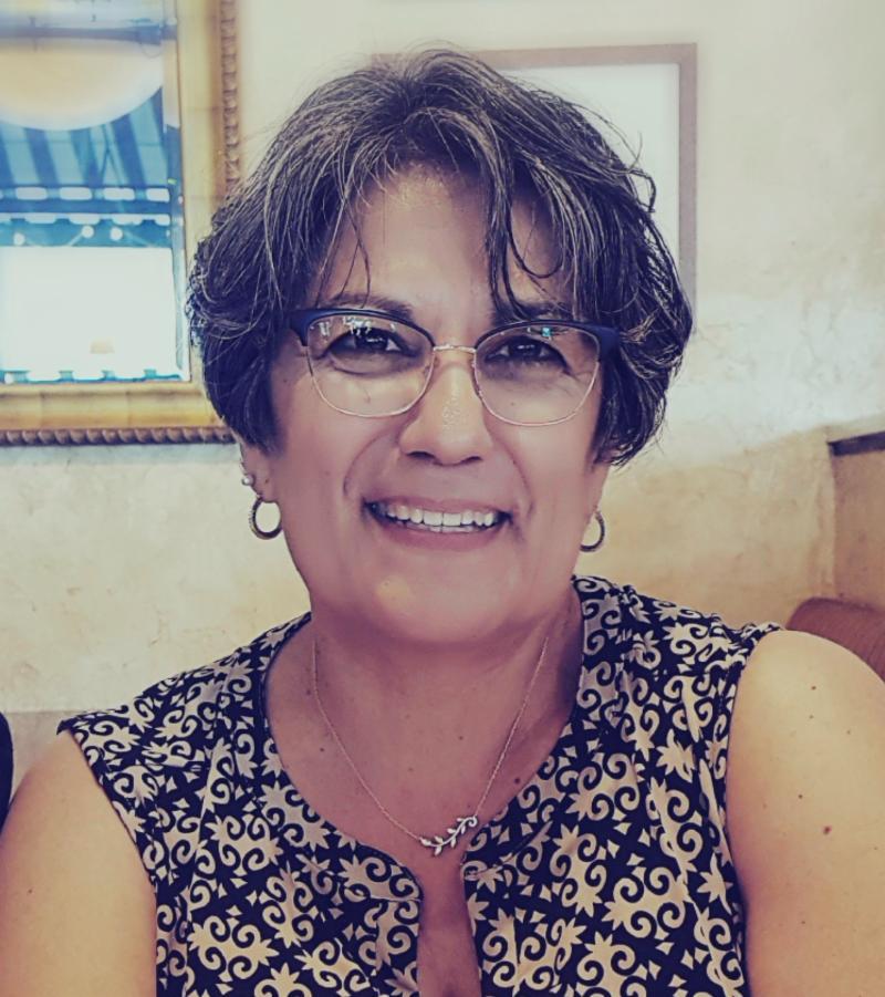 Rev. Lorraine Cenisceros