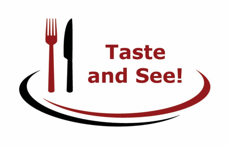 taste and see logo