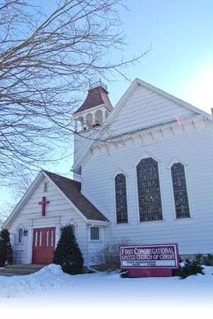 Milton UCC church image