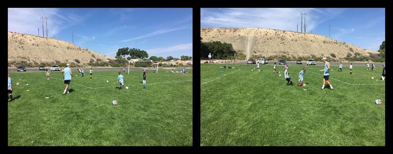 Challenger Soccer 18