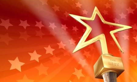 REALTOR Awards Trophy