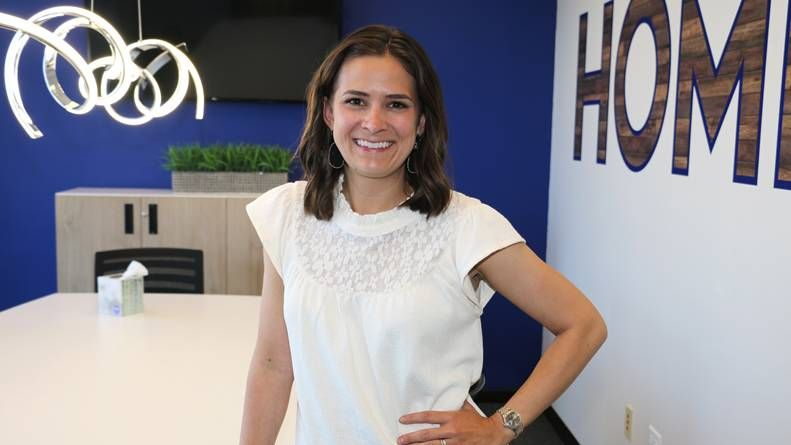Coldwell Banker Tomlinson_s Abbey Parsons says technology might be playing a more prominent role now_ but it can_t replace relationships.