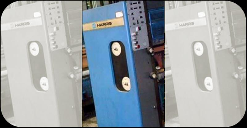 Harris M110 Press