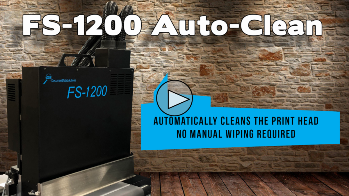 FS-1200 with Auto-Clean
