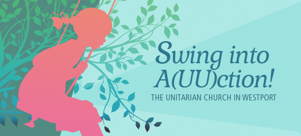 Swing into Auuction logo