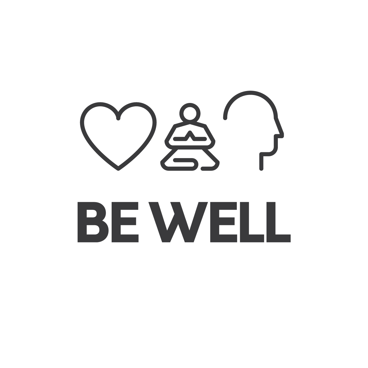 Be Well Icons