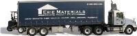 Erie Materials Truck