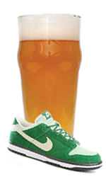 Irish Drinking Shoes