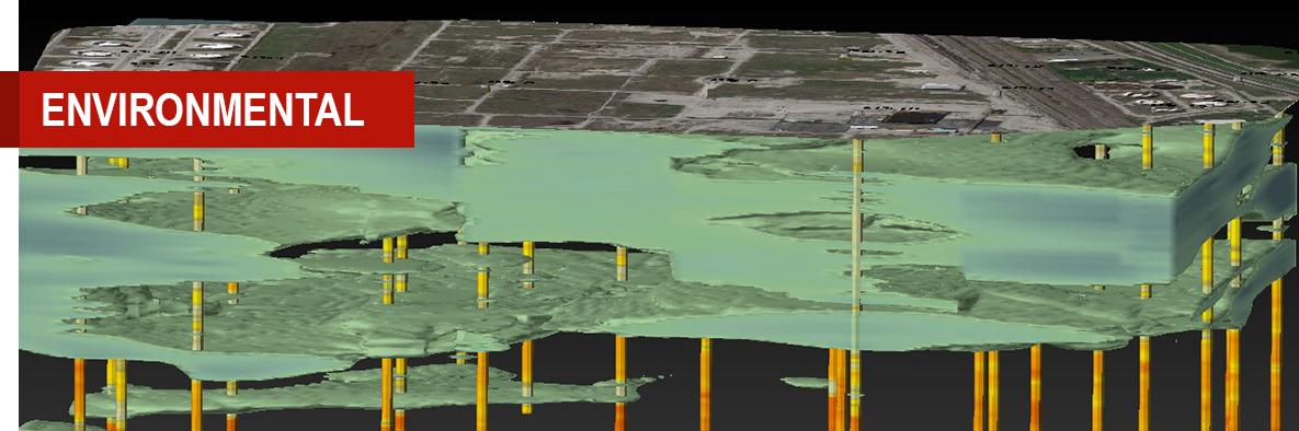 3-DVA geographic soil map