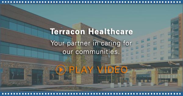 Play Terracon's healthcare services video