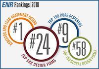 Terracon's 2018 ENR Rankings