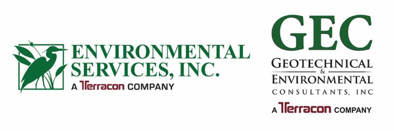 ESI and GEC logos