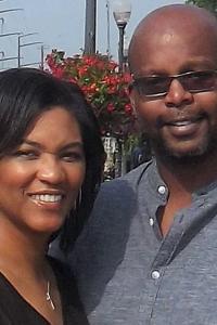Jonathan and Audrea Gray