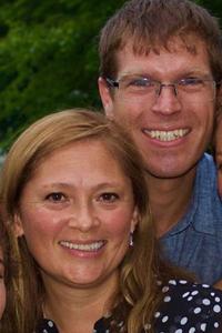 Elizabeth and Martin Wetzler
