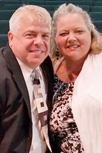 Jeff and Cheryl Jacob