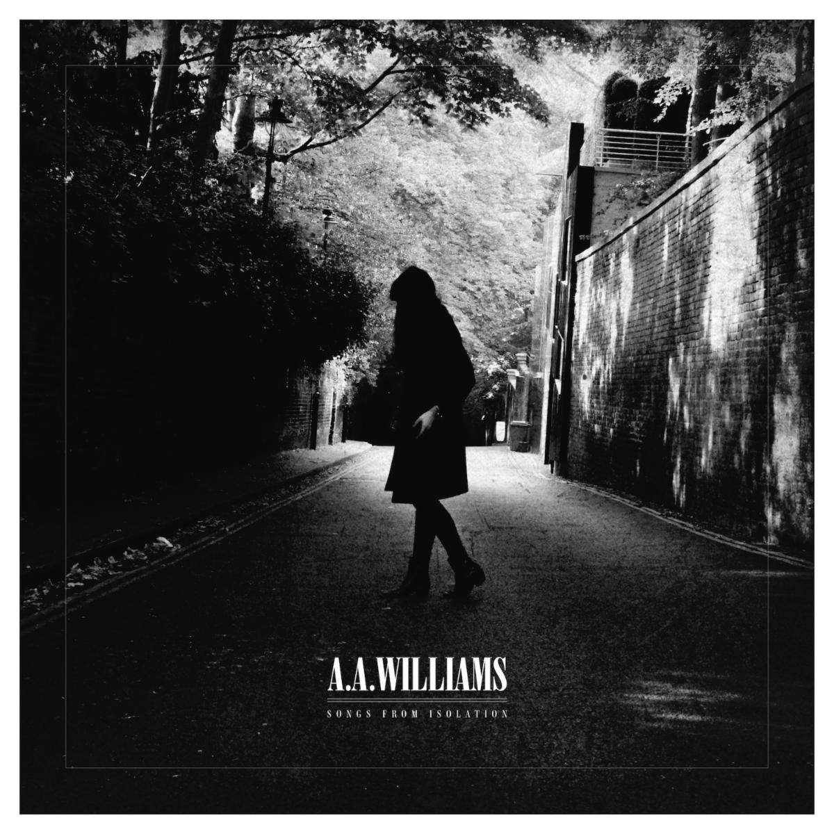 A.A. Williams Shares Cover Of The Moody Blues 'Nights In White Satin'