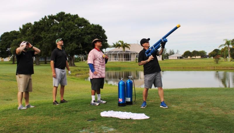 Golf Launcher