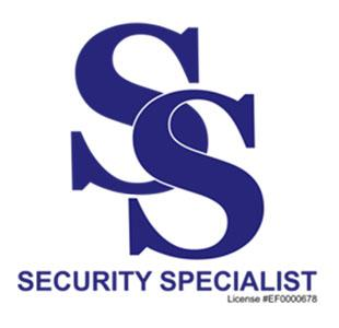 Security Specialists logo