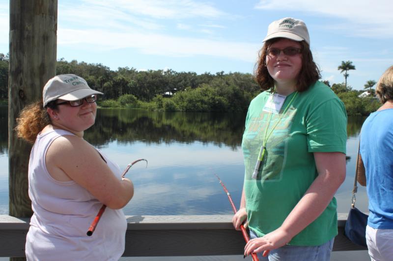 Trailways Camp Fishing Pier