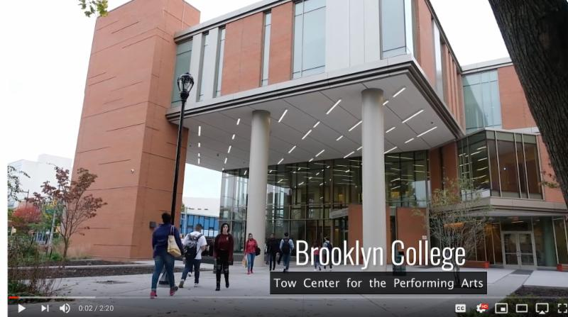 Brooklyn College Tow Center for the Performing Arts (image)