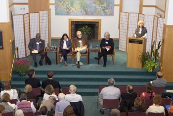 Ikeda Forum Panel