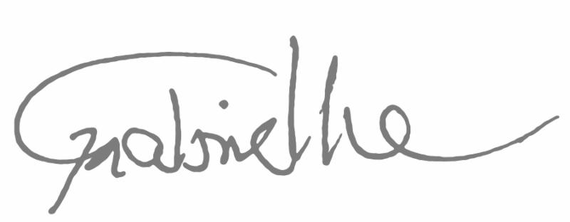 Gabrielle Signature