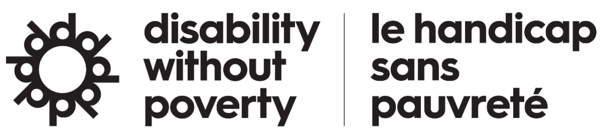Disability Without Poverty Logo