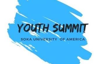 Soka Youth Summit Logo