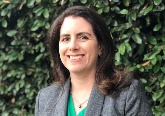 Assistant professor of educational psychology and assessment Karen Moran Jackson