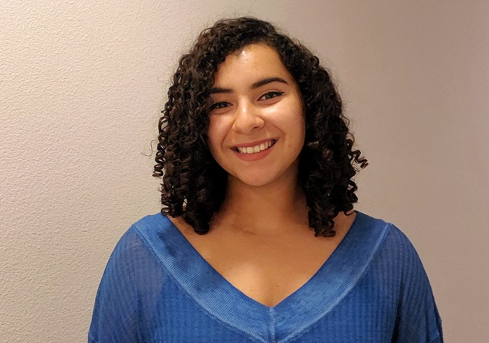 Taylor Gonzales '19 is one of three Soka alumni in the accelerated program at Claremont Graduate University