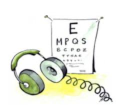 hearing and vision