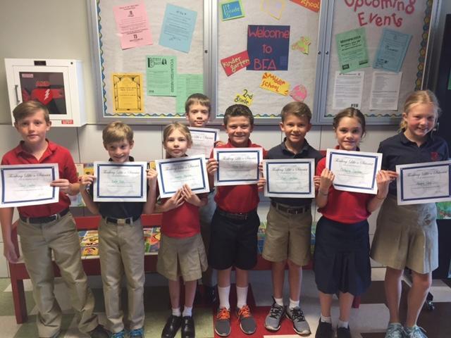 third grade science fair