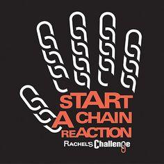 Rachel's Challenge Hand