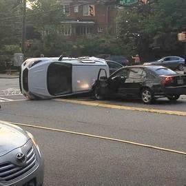 Monroe Drive crash
