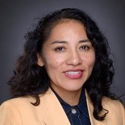 Interim Public Works Director Adriana Trujillo