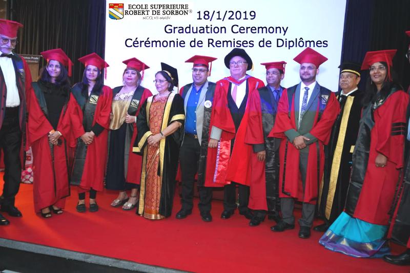 gradation Ceremony