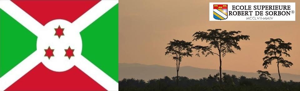 Burundi Country & Flag