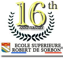 16 anniversary Sorbon®