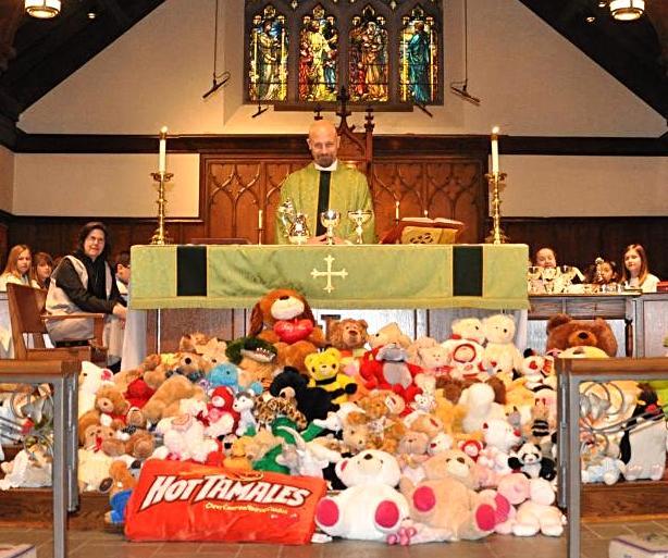 Teddy Bear Sunday 2013